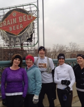 City Running Tours Minneapolis