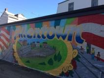 Mural in Allentown